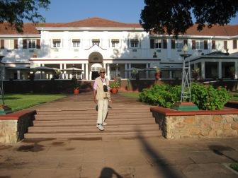 Ms. Daisy - Victoria Falls Hotel