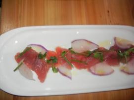 Tuna crudo - Selden Standard