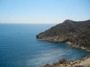 La Costa Blanca shoreline