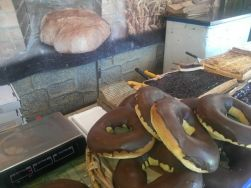 Giant Spanish donuts
