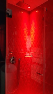 Hotel Platine Bathroom Shower