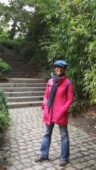At Jardin Botanique de Bruxelles