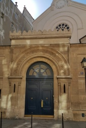 Synagogue in North Marais