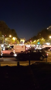 Arc de Triomphe et L'Etoile