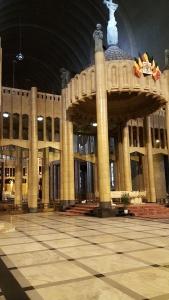 Basilica interior - Brussels
