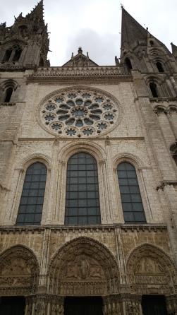 exterior Chartres