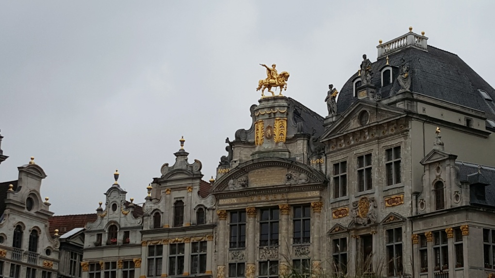 Guildhouses - Grand Place