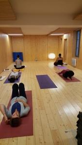 Make Me Yoga class