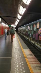 Metro station - Belgium