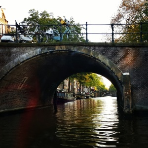 Amsterdam Canal - filter
