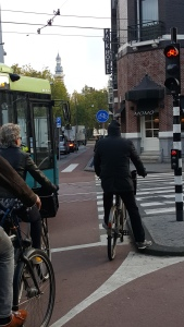 Road traffic - Amsterdam