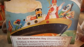 St. Nicholas - Dutch tradition