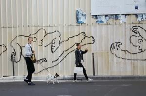 dogs with je ne sais quoi