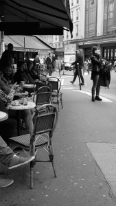 parisian cafe culture
