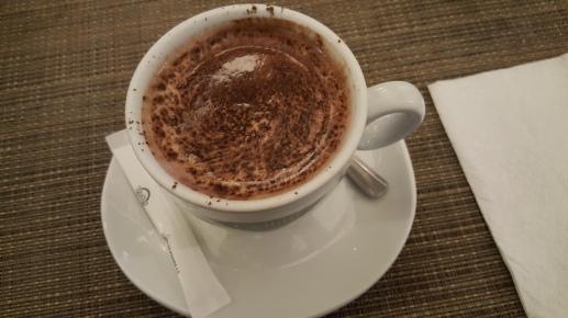 chocolat chaud - paris
