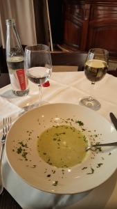 Soup course - La Bonne Cecile - Paris