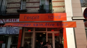 Vegetarian gluten-free in Paris