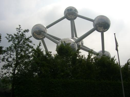 Atomium - Brussels icon