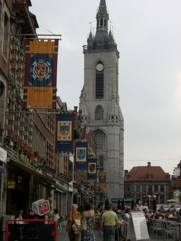 Belfry at Tournai
