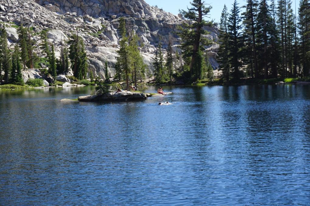 Grant Lake - Yosemite