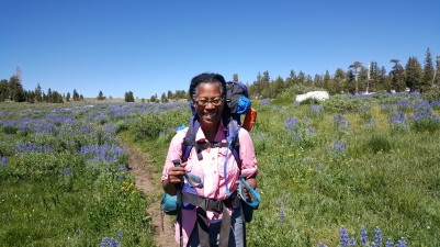 kim-in-the-alpine-meadow-yosemite