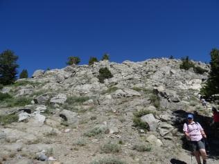 coming-down-to-ten-lakes-yosemite