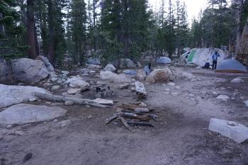 early-riser-at-the-base-camp-yosemite