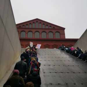 escalator-exit-at-judi-square-womens-march